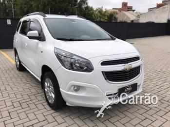 GM - Chevrolet spin LTZ 1.8 8V ECONOFLEX
