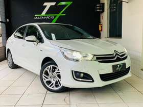Citroen C4 LOUNGE - c4 lounge EXCLUSIVE THP 1.6 16V TIP