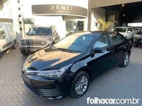 Toyota COROLLA - corolla GLi UPPER 1.8 16V CVT