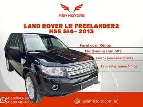 Land Rover FREELANDER 2 - freelander 2 HSE 4X4 2.0 TB-Si4 AT