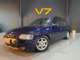 Ford ESCORT WAGON - escort wagon GL 1.8 MPi 16V