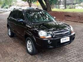 Hyundai TUCSON - tucson GLS 4X2 2.0 16V AT