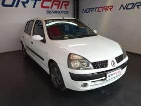 Renault CLIO SEDAN - clio sedan PRIVILEGE 1.6 16V HIFLEX