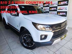 GM - Chevrolet S10 - s10 CD HIGH COUNTRY 4X4 2.8 TB-CTDi AT