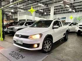 Volkswagen SAVEIRO CE - saveiro ce TRENDLINE G6 1.6 16V MSi