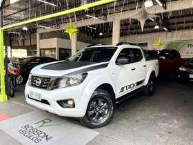 Nissan FRONTIER CD - frontier cd ATTACK 4X4 2.3 16V TDI AT