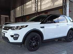 Land Rover DISCOVERY SPORT - discovery sport DISCOVERY SPORT SE 2.0 TB-Si4