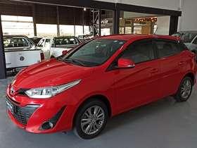 Toyota YARIS HATCH - yaris hatch YARIS HATCH XS 1.5 16V CVT