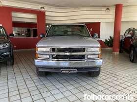 GM - Chevrolet SILVERADO - silverado CS D-20 4X2 4.2 TB-IC