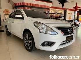 Nissan VERSA FLEX - versa flex SL 1.6 16V CVT