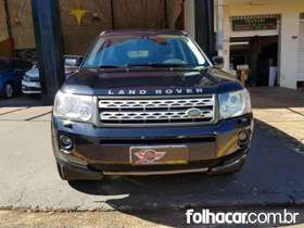 Land Rover FREELANDER 2 - freelander 2 HSE 4X4 2.2 16V TB-SD4 AT