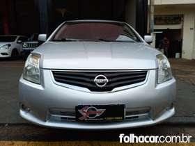 Nissan SENTRA - sentra 2.0 16V CVT