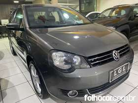 Volkswagen POLO SEDAN - polo sedan 1.6 8V IMOTION