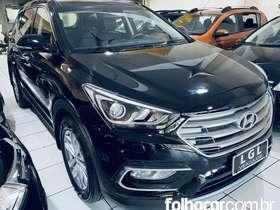 Hyundai SANTA FE - santa fe GLS 7LUG 4WD 3.3 V6 AT