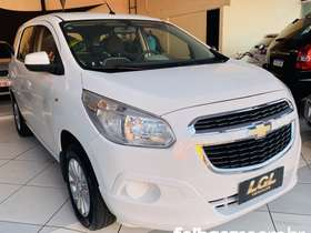GM - Chevrolet SPIN - spin LS 1.8 8V ECONOFLEX