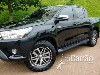 Toyota hilux cd SRV 4X4 2.8 TB AT