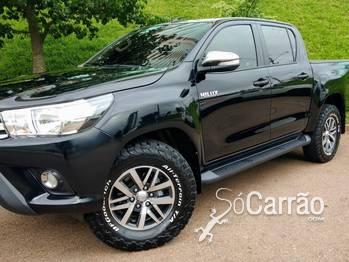 Toyota hilux cd SRV 4X4 2.8 TB AT