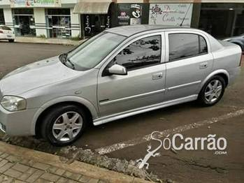 GM - Chevrolet astra sedan ADVANTAGE 2.0 8V FLEXPOWER