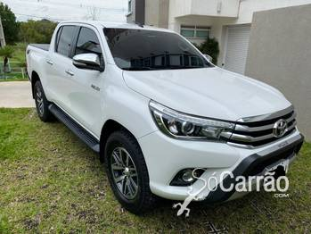 Toyota HILUX CD SRX 4X4 2.8 TB AT