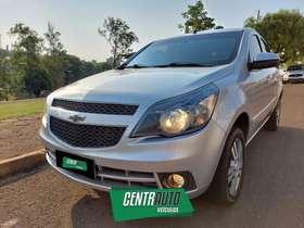 GM - Chevrolet AGILE - agile LTZ 1.4 8V ECONOFLEX