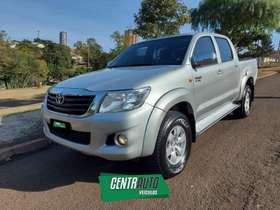 Toyota HILUX CD - hilux cd SR 4X2 2.7 16V MT
