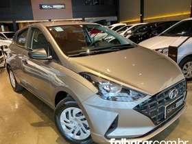 Hyundai HB20 - hb20 SENSE 1.0 12V MT5