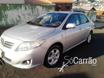 Toyota corolla XLi 1.8 16V AT