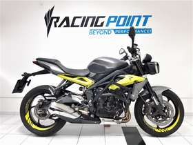 Triumph STREET TRIPLE - street triple STREET TRIPLE R 675 ABS