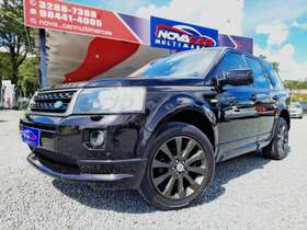 Land Rover FREELANDER 2 - freelander 2 DYNAMIC 4X4 2.2 16V TB-SD4 AT