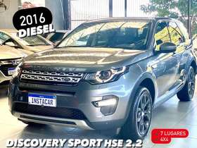Land Rover DISCOVERY SPORT - discovery sport HSE(7Lug) 2.2 TB-SD4