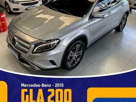 Mercedes GLA 200 - gla 200 VISION 1.6 TB FF