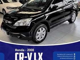 Honda CR-V - cr-v LX 2WD 2.0 16V AT