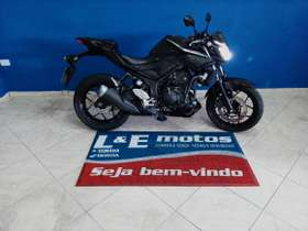 Yamaha MT-03 - mt-03 MT-03 320 ABS