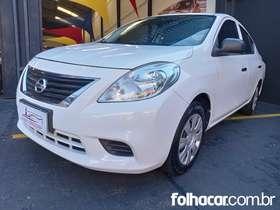 Nissan VERSA FLEX - versa flex SL 1.6 16V