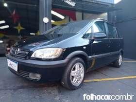 GM - Chevrolet ZAFIRA - zafira CD 2.0 16V