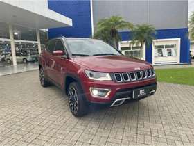 JEEP COMPASS - compass LIMITED(Teto Solar Eletrico Panoramico) 4X4 2.0 TB AT9 DIES