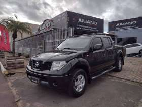 Nissan FRONTIER CD - frontier cd LE 4X4 2.5 TB-IC AT