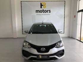 Toyota ETIOS HATCH - etios hatch X PLUS 1.5 16V AT