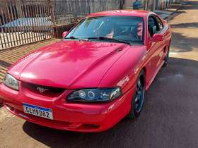Ford MUSTANG - mustang COUPE 3.8 V6