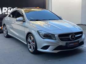 Mercedes CLA 200 - cla 200 CLA 200 FIRST EDITION 1.6 TB