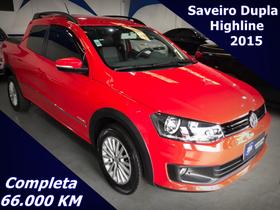 Volkswagen SAVEIRO CD - saveiro cd HIGHLINE(Highline Completo) G6 1.6 8V