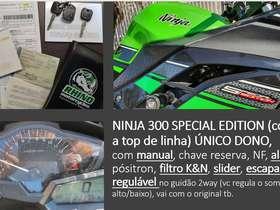 Kawasaki NINJA - ninja 300 SPECIAL EDITION