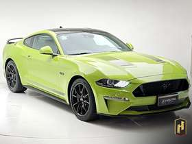 Ford MUSTANG - mustang COUPE BLACK SHADOW 5.0 V8 AT