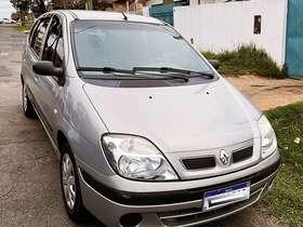 Renault SCENIC - scenic AUTHENTIQUE 1.6 16V HIFLEX