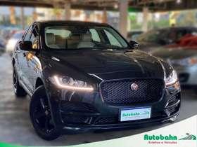 Jaguar F-PACE - f-pace PRESTIGE AWD 2.0 TB