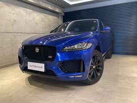 Jaguar F-PACE - f-pace FIRST EDITION AWD 3.0 S/C V6