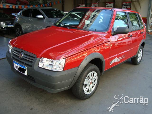 Fiat UNO WAY 1.0 4P