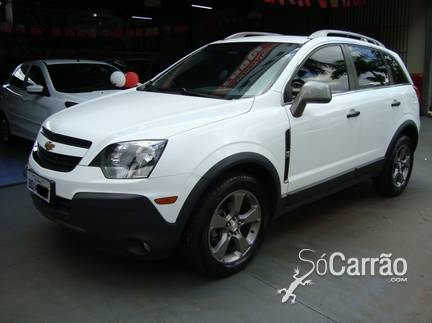 GM - Chevrolet CAPTIVA - CAPTIVA ECOTEC 4X2 2.4 16V AT6
