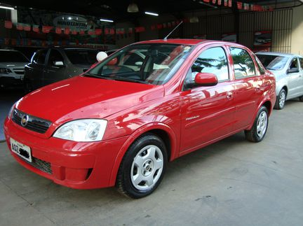 GM - Chevrolet CORSA SEDAN - CORSA SEDAN PREMIUM 1.4 8V ECONOFLEX