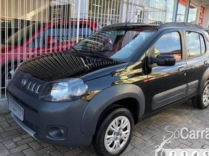 Fiat UNO - UNO WAY 1.4 8V EVO
